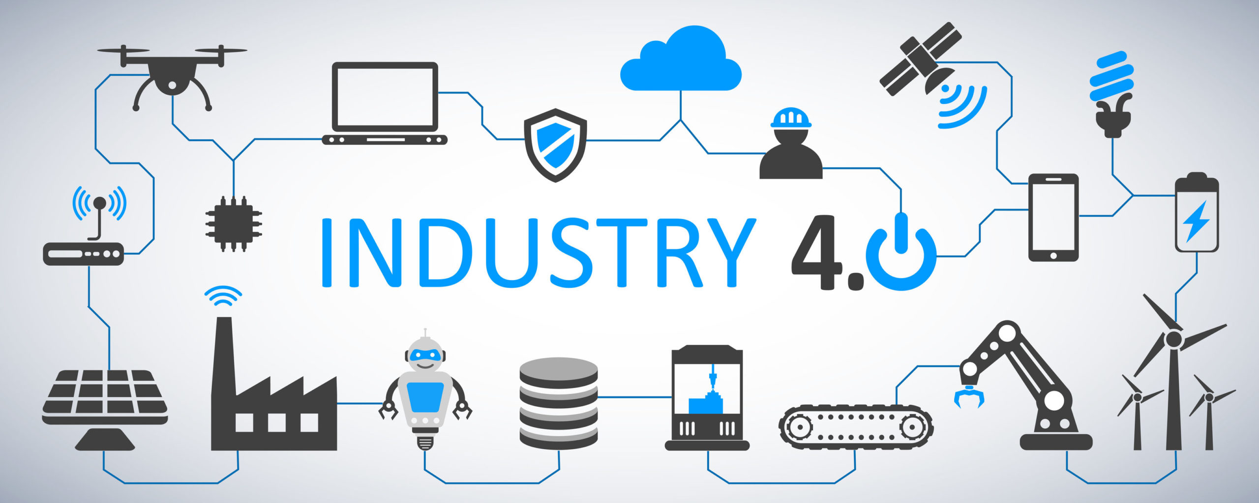 Цифровая революция производства