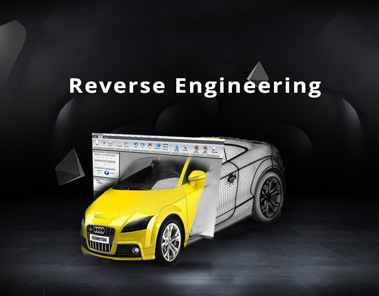 Reverse Engineering Services in Automobile Industry